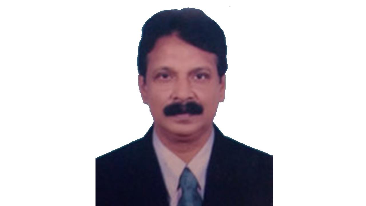 Dr. Anil Mathew  MBBS, MD